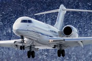 VH-VGX - Private Bombardier BD-700 Global Express aircraft