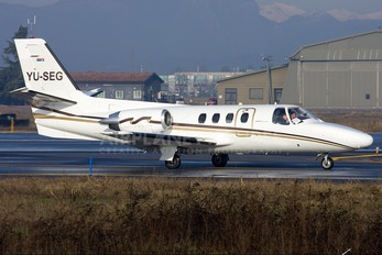 YU-SEG - Private Cessna 500 Citation