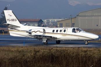YU-SEG - Private Cessna 500 Citation