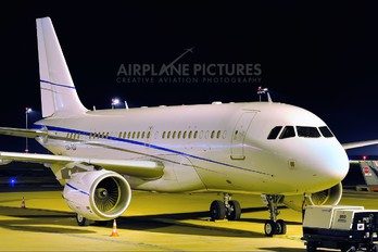 CS-TQJ - White Airways Airbus A319 CJ