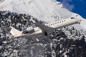OE-ISA - Avcon Jet Canadair CL-600 Challenger 850