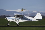 G-APXU - Scottish Aero Club Piper PA-22 Tri-Pacer aircraft