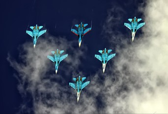 16 - Russia - Air Force Sukhoi Su-27