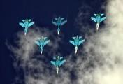 16 - Russia - Air Force Sukhoi Su-27 aircraft