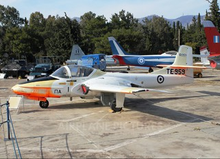 01959 - Greece - Hellenic Air Force Cessna T-37C Tweety Bird