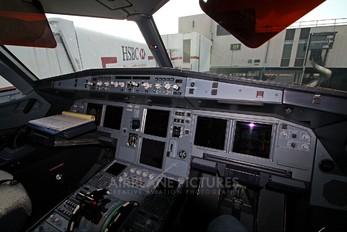 G-DBCB - BMI British Midland Airbus A319