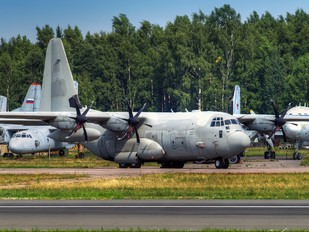 MM62186 - Italy - Air Force Lockheed C-130J Hercules