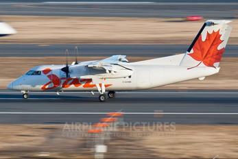 C-GONR - Air Canada Jazz de Havilland Canada DHC-8-100 Dash 8