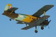 7809 - Poland - Air Force Antonov An-2 aircraft