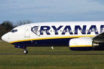 EI-EGD - Ryanair Boeing 737-800
