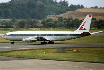 CN-ANR - Morocco - Air Force Boeing 707