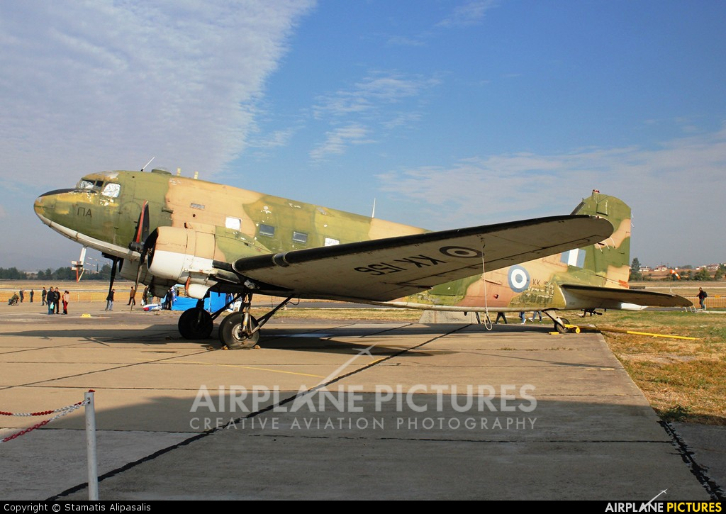 Greece - Hellenic Air Force KK156 aircraft at Tanagra