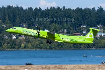N438QX - Horizon Air de Havilland Canada DHC-8-400Q / Bombardier Q400
