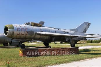 506 - Bulgaria - Air Force Mikoyan-Gurevich MiG-19P