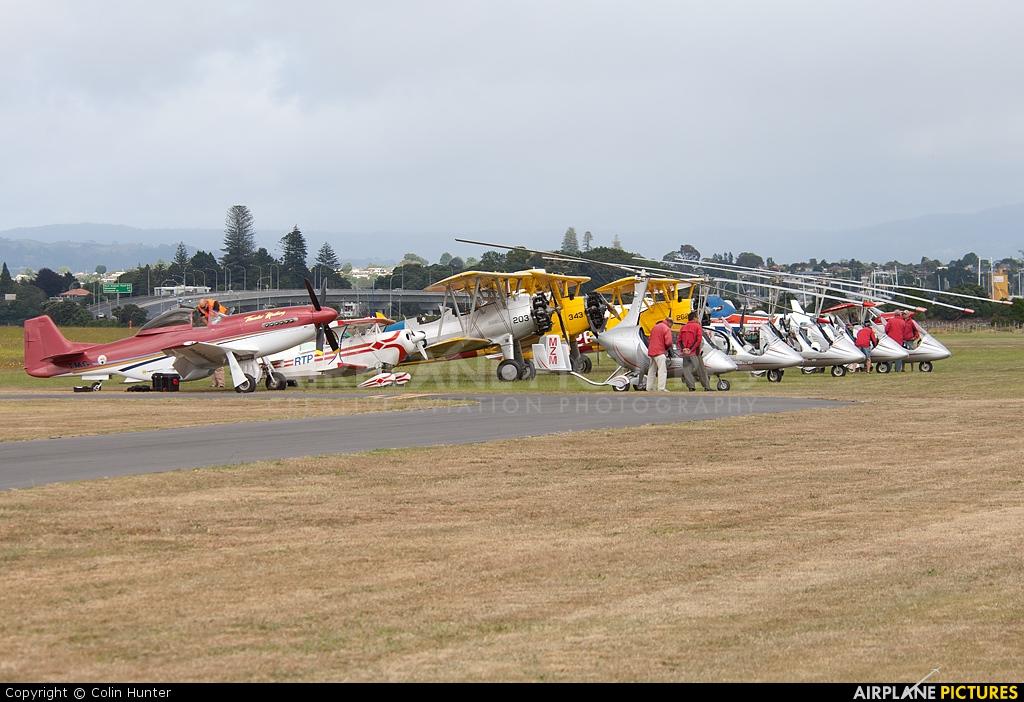 Private ZK-MZM aircraft at Tauranga