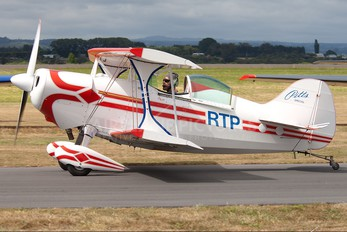 ZK-RTP - Private Pitts S-1 Special