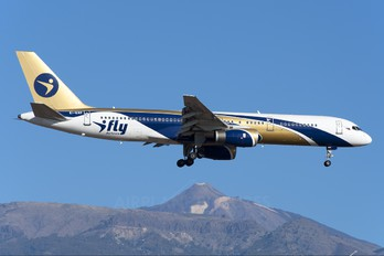 EI-ERF - I-Fly Airlines Boeing 757-200