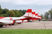 2011 - Poland - Air Force: White & Red Iskras PZL TS-11 Iskra aircraft