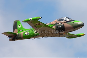 ZK-STR - Private BAC 167 Strikemaster