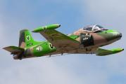 ZK-STR - Private BAC 167 Strikemaster aircraft