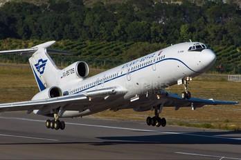 RA-85709 - Atlant-Soyuz Tupolev Tu-154M