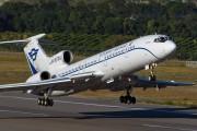 RA-85709 - Atlant-Soyuz Tupolev Tu-154M aircraft