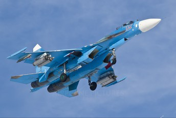 02 - Russia - Air Force Sukhoi Su-27