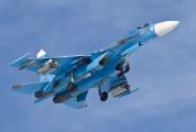 02 - Russia - Air Force Sukhoi Su-27 aircraft