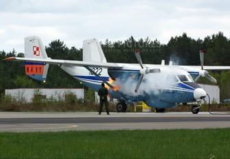 1022 - Poland - Navy PZL M-28 Bryza