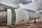 F-BPVJ - Air France Boeing 747-100 aircraft