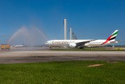 A6-ECO - Emirates Airlines Boeing 777-300ER aircraft