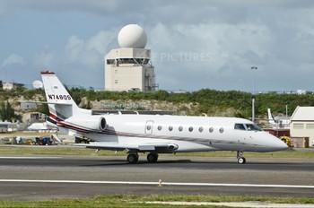 N748QS - Netjets (USA) Israel IAI 1126 Gulfstream G200