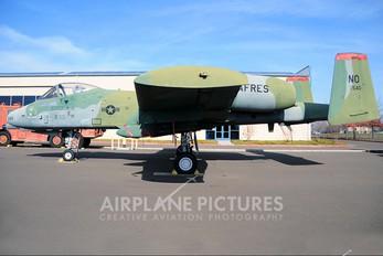 76-0540 - USA - Air Force Fairchild A-10 Thunderbolt II (all models)