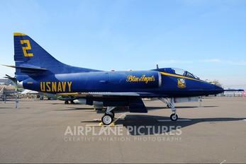 148503 - USA - Navy : Blue Angels Douglas A-4 Skyhawk (all models)