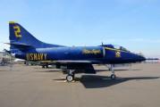 148503 - USA - Navy : Blue Angels Douglas A-4 Skyhawk (all models) aircraft