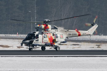 SN-33XG - Poland - Polish Border Guard PZL W-3RM Anaconda