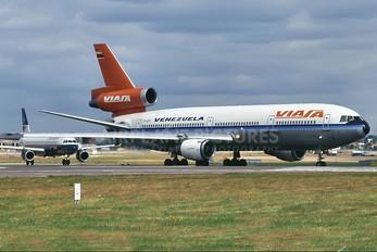 YV-137C - Viasa McDonnell Douglas DC-10-30