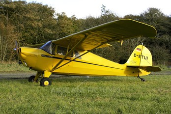 D-ETUI - Private Aeronca Aircraft Corp 65 Super Chief