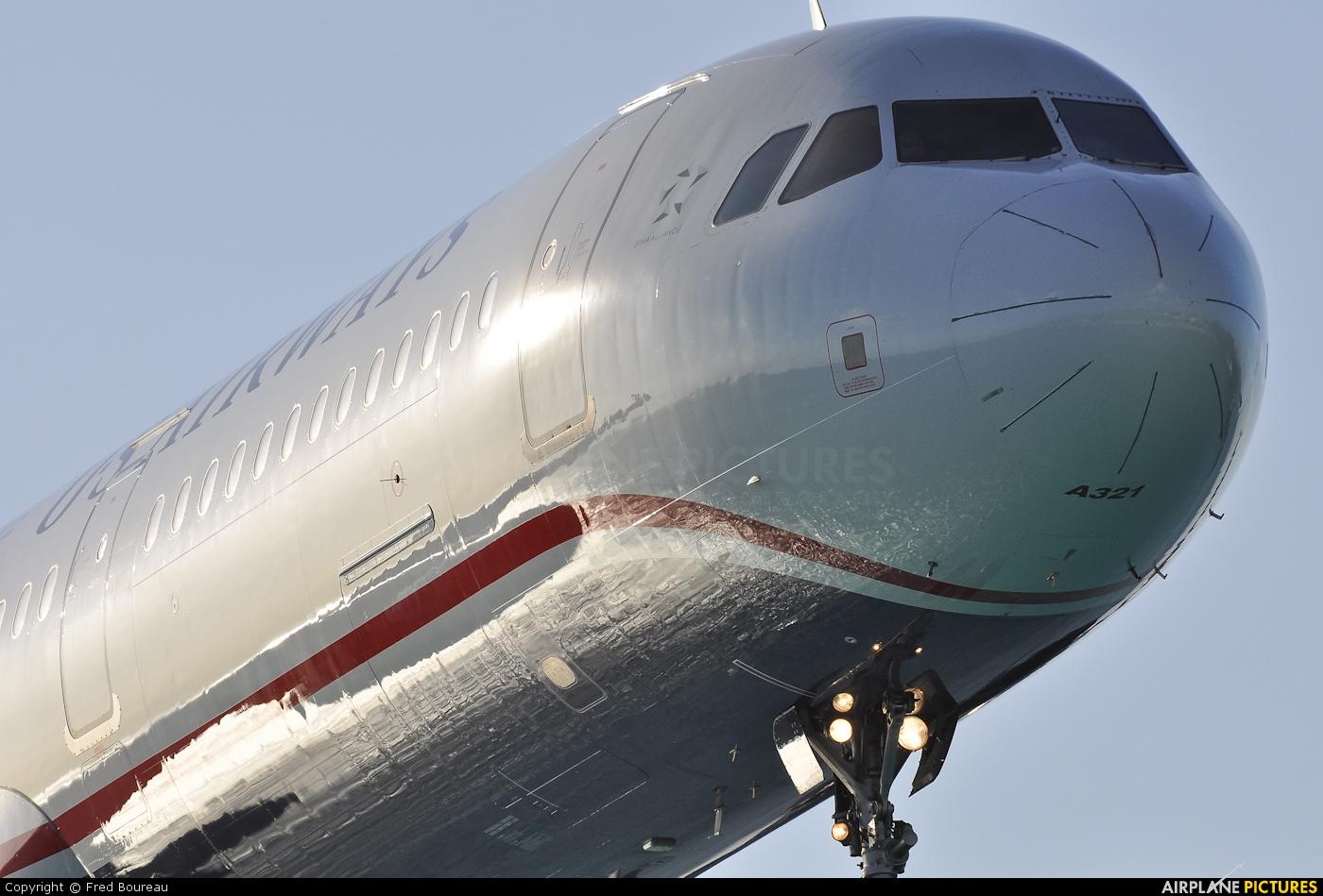 US Airways N163US aircraft at Sint Maarten - Princess Juliana Intl