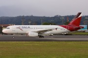 Brand new A320 for TACA - N683TA title=