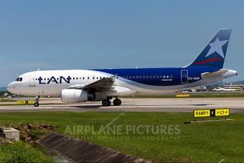 CC-BAF - LAN Airlines Airbus A320