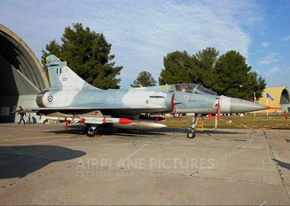 220 - Greece - Hellenic Air Force Dassault Mirage 2000EG