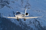 OE-ISU - Private Canadair CL-600 Challenger 605 aircraft