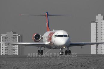 PT-MRH - TAM Fokker 100