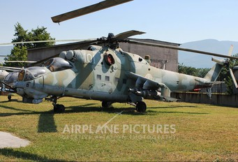 101 - Bulgaria - Air Force Mil Mi-24D