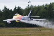 G-PSST - Heritage Aviation Developments Hawker Hunter F.58 aircraft