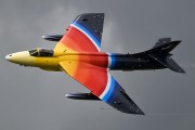 G-PSST - Heritage Aviation Developments Hawker Hunter F.58 aircraft