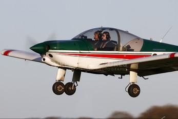 G-BZET - Private Robin HR.200 series