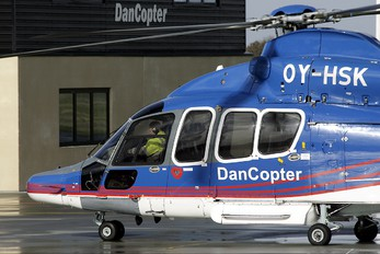 OY-HSK - Dancopter Eurocopter EC155 Dauphin (all models)
