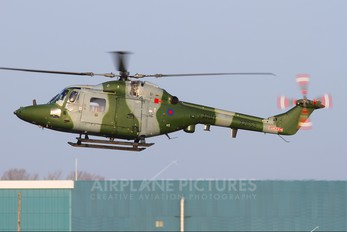 XZ653 - Royal Navy: Royal Marines Westland Lynx AH.7